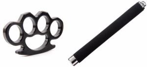 luxe mart 65 cm Expandable Iron Baton