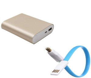 AMA 13786 USB Portable Power Supply 15000 mAh Power Bank
