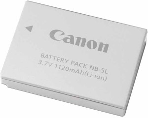 Canon Nb- 5L Rechargeable Li-ion Battery