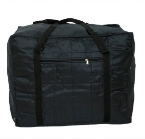 Kuber Industries Jumbo Attachi Bag in Soft Parachute Material, Blanket Cum Suitcase Bag, Storage Bag Small Travel Bag