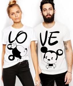 IZZARD Printed Men & Women Round Neck White T-Shirt