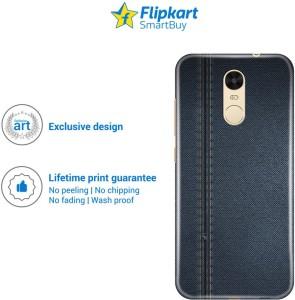 huge selection of 940b2 80850 Flipkart SmartBuy Back Cover for Mi Redmi Note 4Multicolor