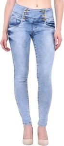 b170f48aa91 Fasnoya Skinny Women s Light Blue Jeans Best Price in India ...