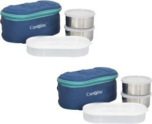 Carrolite Combo Legend C_15 6 Containers Lunch Box