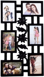 d2742557916c Archies Frames Generic Photo Frame Black 6 Photos Best Price in ...