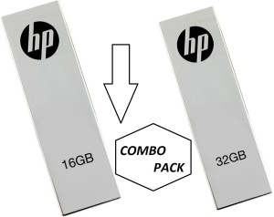 Blue Lotus HP V-210 W Combo 32 GB Pen Drive