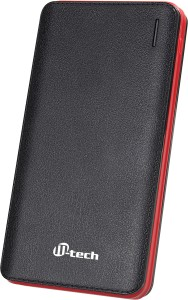 M-tech MPB8000 BLACK MTECH MPB8000 POWER BANK BLACK 8000 mAh Power Bank