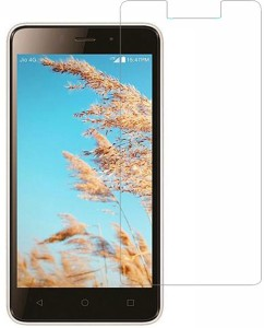 SmartLike Tempered Glass Guard for Reliance Jio LYF WIND 2 (LS-6001)