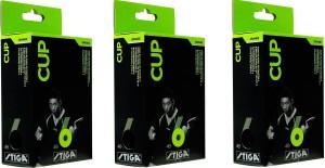 Cosco Stiga Cup Table Tennis Ping Pong Ball -   Size: 3.6