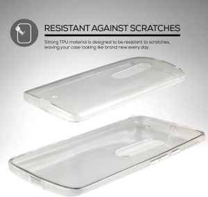 Case Creation Back Cover for Micromax Canvas 5 Lite Q462Transparent