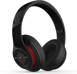 rejuvenate TM-010 BLUETOOTH WIRED & WIRELESS WITH TF CARD & FM SUPPORT Wired & Wireless Bluetooth Gaming Headset With Mic
