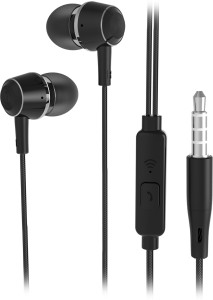 Flipkart SmartBuy Wired Metal Headset With Mic