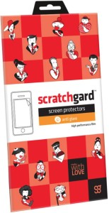 Scratchgard Front & Back Protector for HTC U Ultra