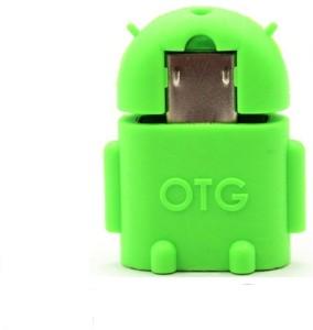BB4 MICRO USB TO 3.0 USB ROBOT SHAPE ANDROID OTG USB Adapter