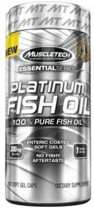 Muscletech Fish Oil 100 Softgels