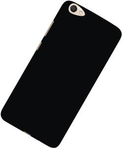 Case Creation Back Cover for Vivo V5Dark Pitch Black