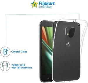 detailed look a720d 7b1e1 Flipkart SmartBuy Back Cover for Motorola Moto E3 PowerTransparent