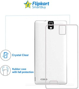 official photos ec34e 5f60e Flipkart SmartBuy Back Cover for InFocus M330Transparent