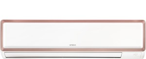 Hitachi 1.5 Ton 3 Star Split AC  - Copper