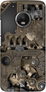 Blutec Back Cover for Motorola Moto G5 Plus