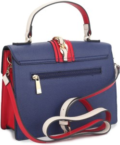 243bf2712cc ALDO Hand held Bag Beige Blue Red Best Price in India