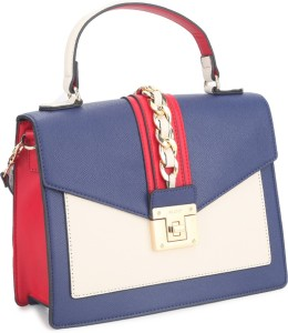 162583a8370 ALDO Hand held Bag Beige Blue Red Best Price in India