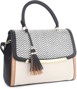 5afd6cd3e04 Aldo Handbags Black And White - Style Guru  Fashion