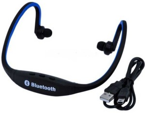 Anti Tank bs19 Wireless Bluetooth Headset With Mic
