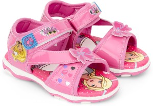 aa080b481 Barbie Girls Slip on Sports Sandals Pink Best Price in India ...
