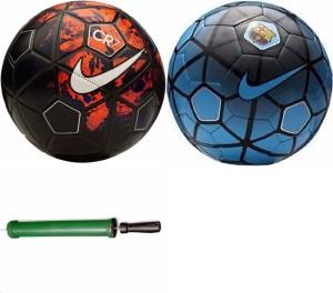 RSO 32 Pannel Goal 2 balls With Air Pump Football -   Size: 5