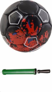 670ab92c2 RSO INTERNATIONAL FOOTBALL WITH AIR PUMP Football Size 5 Pack of 2 ...