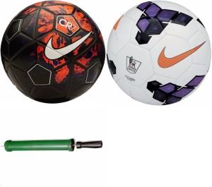 RSO 32 Pannel High Quality 2 balls With Air Pump Football -   Size: 5