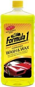 Formula 1 Carnauba Wash and Wax 946ml Car Washing Liquid