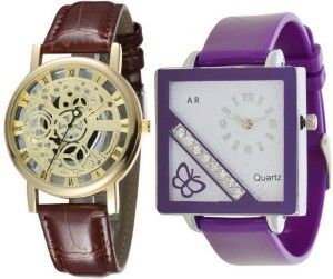 AR Sales Wh-G37 Designer Analog Watch  - For Men & Women