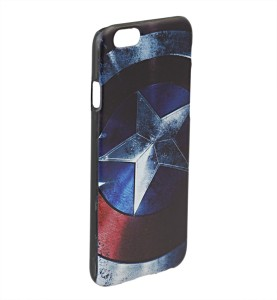 7f871116a75 WKE Back Cover for Apple iPhone 6S SuperMan Multicolor Plastic Best ...