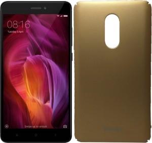 Roxel Back Cover for Xiaomi Redmi Note 4