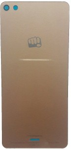 Koloredge Back Replacement Cover for Micromax Canvas Silver 5 Q450