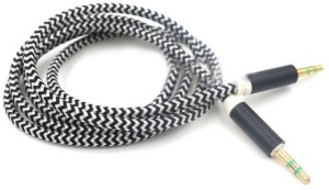 Clunker 3.5mm Male to Male 2 meter long JB07 AUX Cable