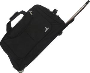 Crown xingruida (Expandable) Duffel Strolley Bag