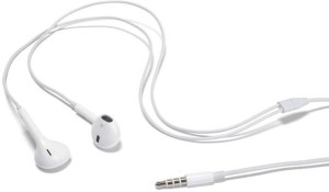 IKART BestPerformance Earpod for Apple Iphone 5,5S,6,6S,6S Plus,7, 7 Plus, Ipad, Ipad Mini, Ipod Wired Gaming Headset With Mic