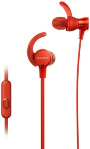 Sony MDR-XB510AS Wired Headset With Mic