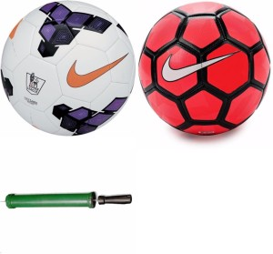 RSO 32 Pannel Soccer 2 balls With Air Pump Football -   Size: 5