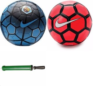 RSO 32 Pannel Official Match 2 balls With Air Pump Football -   Size: 5