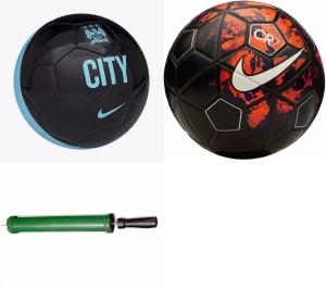 RSO 32 Pannel Winner 2 balls With Air Pump Football -   Size: 5