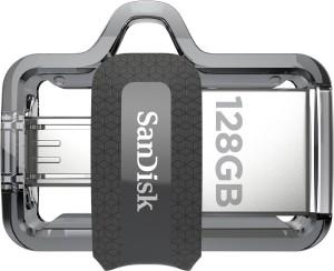SanDisk Ultra Dual Drive SDDD3-128G-G46 128 GB OTG Drive