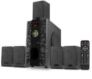 Shrih Stylish 5.1 Channel Multimedia Portable Bluetooth Home Audio Speaker