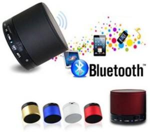 Infinity Mini Bluetooth Wireless Speaker (S10) Z-W8 Portable Bluetooth Mobile/Tablet Speaker