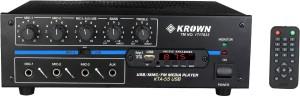 Krown KTA-550-USB 55 W AV Power Amplifier