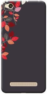 Nainz Back Cover for Mi Redmi 4A