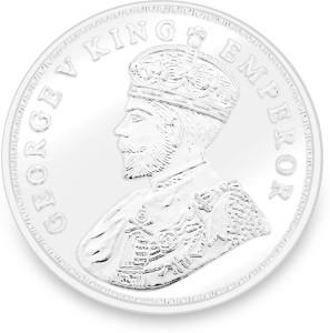 Taraash George V King Emperor S 999 20 g Silver Coin